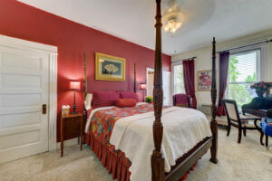 Romantic Getaways in Colorado Springs Places to Stay- Cherrywood Suite
