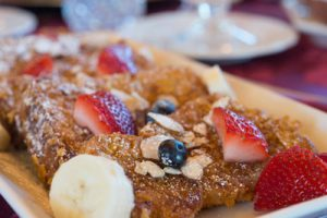 Delicious french Toast - St. Mary's B & B