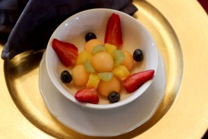 Delicious Fruit Bowl - St. Mary's B & B