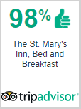 Rated a 98% from Trip Advisor