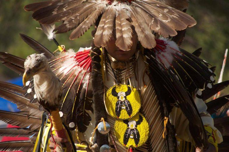 American Indian Tribes in Colorado Springs