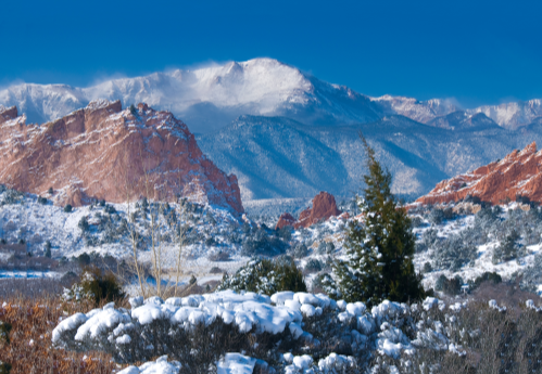 Things to do in Colorado Springs In January