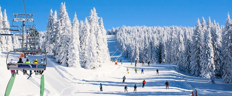 Skiing Vacation in Colorado