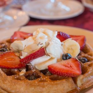 Enjoy a Yummy Breakfast with St. Mary's Inn